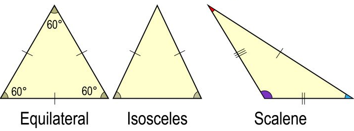 Properties of Triangle Calculator